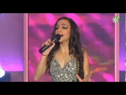 Naomi de los Santos- Romance de valentía- gala 10 copla