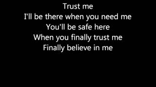 Three Days Grace - Let You Down [Lyrics]