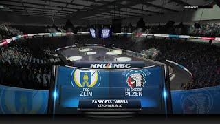 NHL 15 CZ - Let´s play - HC Škoda Plzeň vs PSG Zlín (hra na přání č.39)