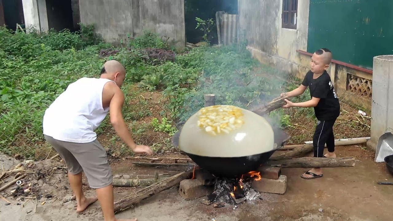 Bánh Trôi Nướng - Món Ăn Thất Bại Thảm Hại Của Mao Đệ Đệ