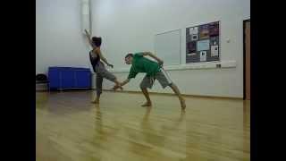 Emeli Sande Read All About It dance