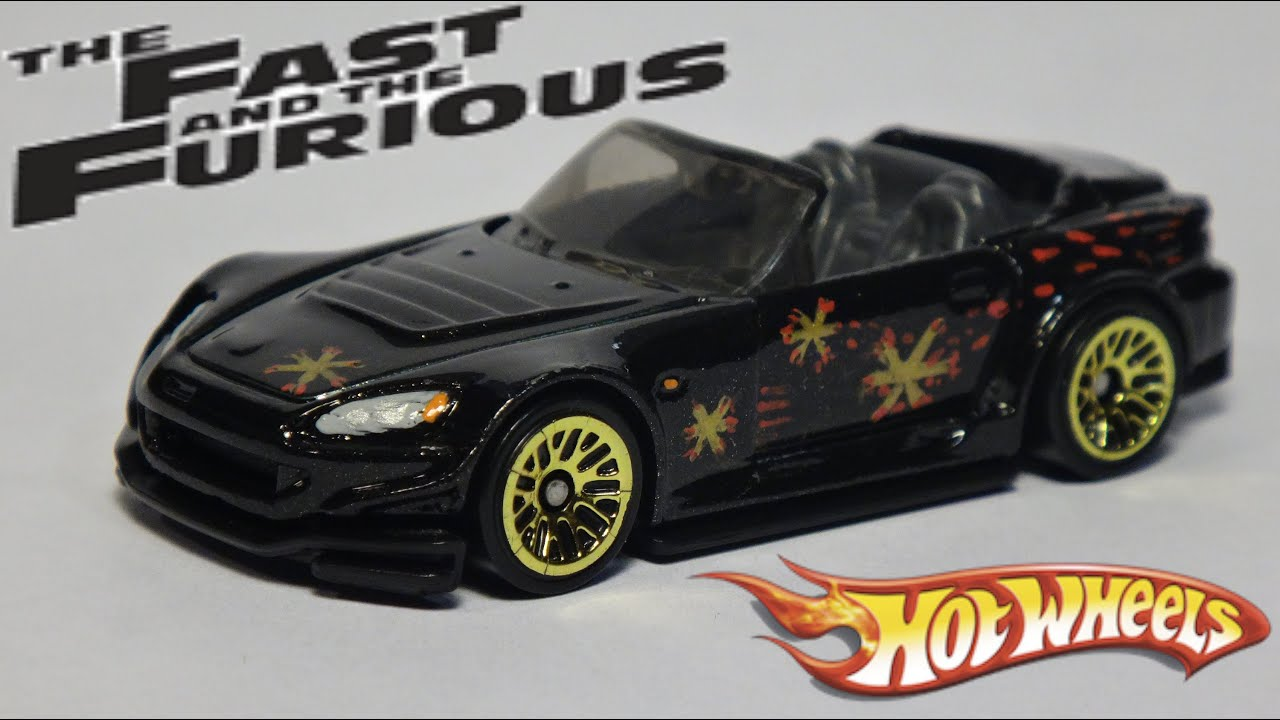 The Fast and the Furious Johnny Tran's Honda S2000 - YouTube