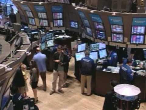Global Stocks Fall on US Recession, European Debt Worries