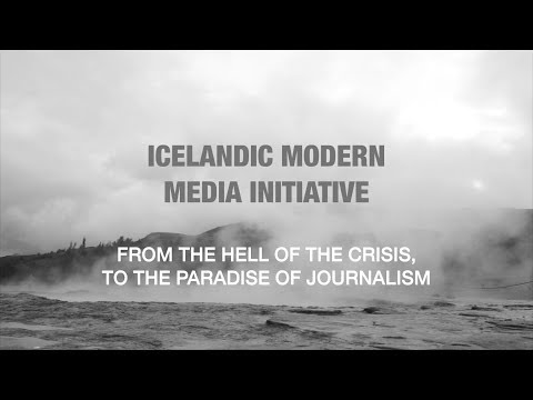 Icelandic Modern Media Initiative - Documentary by Paula Lázaro