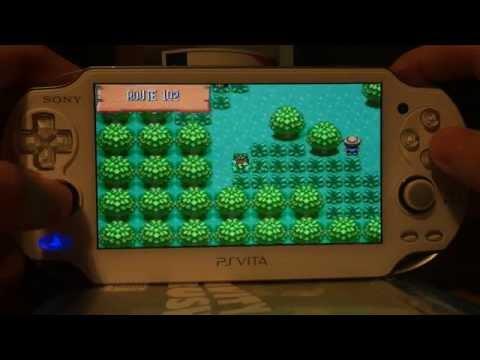 PS Vita: Half Byte Loader for Firmware 3.30