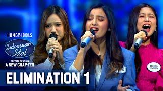 Download lagu Femila, Anggi, Dewanda Tampil Di Depan Juri Dengan Penuh Percaya Diri - Indonesian Idol 2021