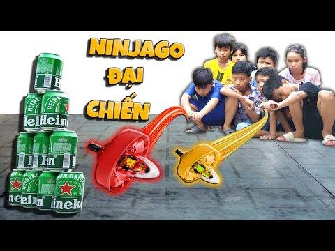 Tony   Đại Hội Ninjago - Trẻ Trâu Đại Chiến