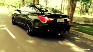 Hyundai Sonata HD смотреть
