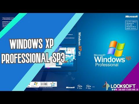 Descargar Windows XP Professional SP3 (ISO Original) En Español Full