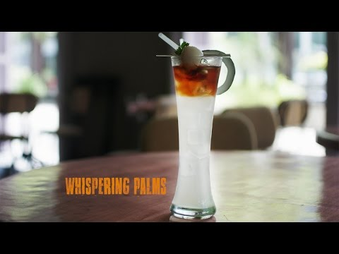 Drinks Recipe: Summer Cocktails With Coconut Water - Whispering Palms