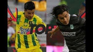 5 goles exquisitos de Sherman Cárdenas en el fútbol colombiano | El Top de Win Sports
