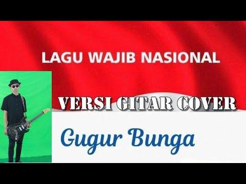 Gugur Bunga, gitar version by Dede Aldrian