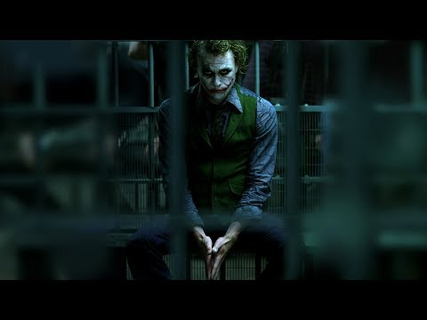 Batman - The Dark Knight | The Joker Compilation (All Scenes)
