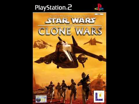 """Star Wars The Clone Wars (2002) (PS2) OST- Track 00 """"Menu Theme"""""""