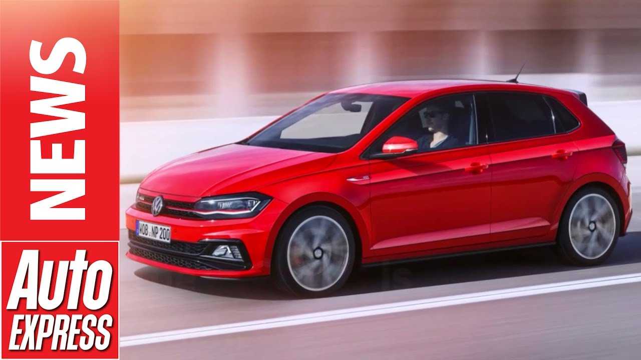 2017 vw polo and polo gti revealed first details on new mk6 supermini youtube. Black Bedroom Furniture Sets. Home Design Ideas