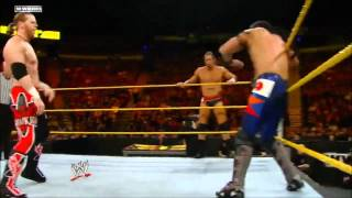 Top 10 moves of Curt Hawkins (2011 return)