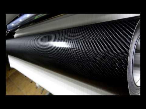 видео: как наклеить карбоновую пленку на панель