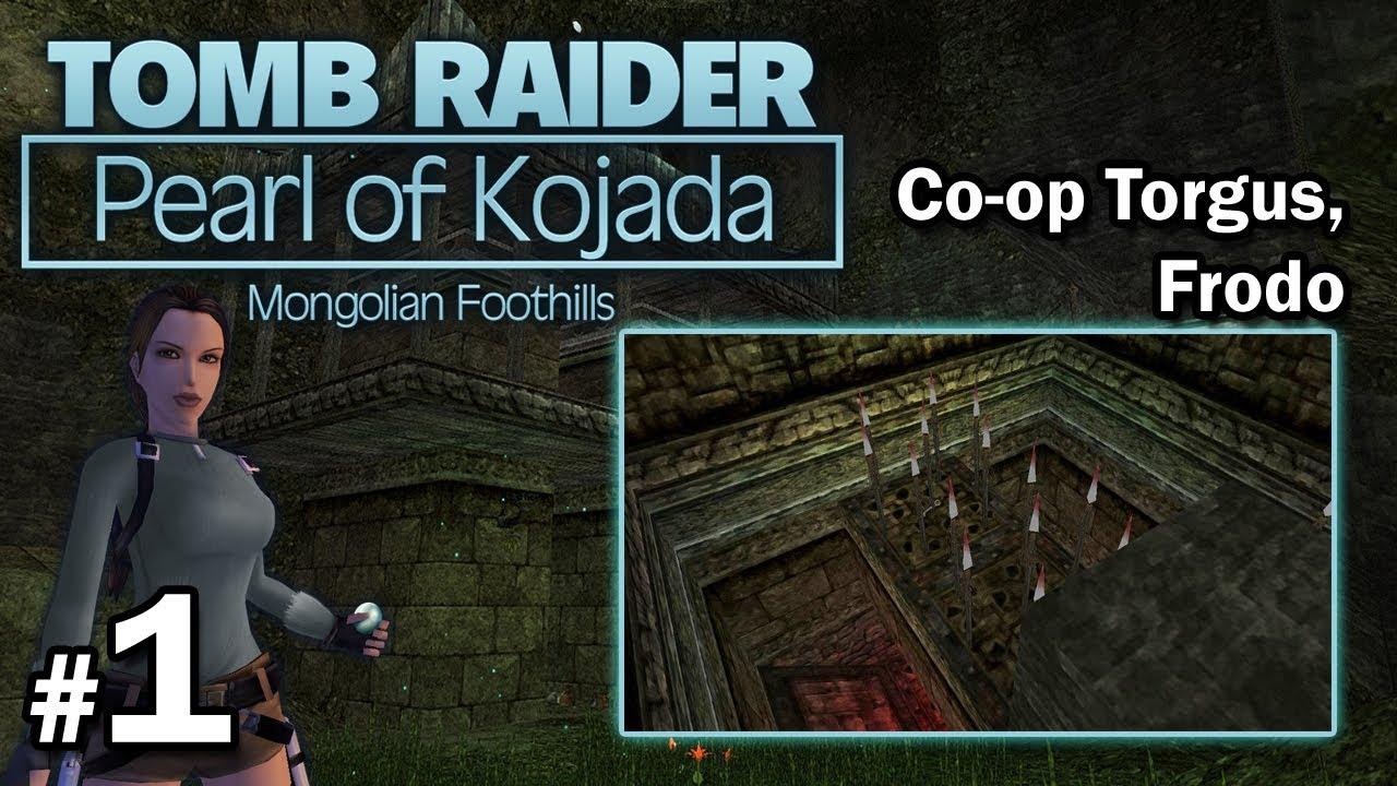 """[TRLE] Pearl of Kojada – Co-Op Torgus/Frodo – LvL1 [1/4] – """"Żywotne kobry"""""""