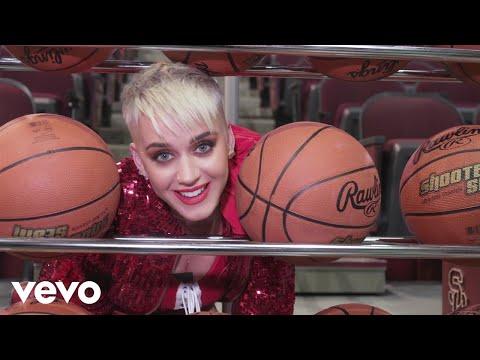 "Katy Perry  Making Of ""Swish Swish"" Music Video ft. Nicki Minaj"
