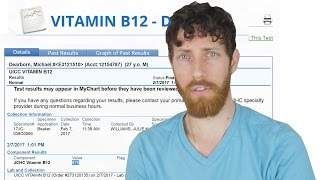 My Vegan Blood Test Results: Shocking Protein Levels | +Response to Criticism screenshot 3