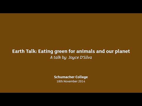 Earth Talk: Eating green for animals and our planet - Joyce D'Silva