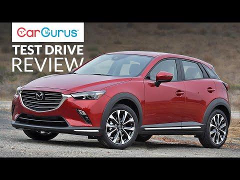 2019 Mazda CX-3 | CarGurus Test Drive Review