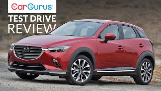 2019 Mazda CX-3 | CarGurus Test Drive Review