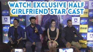 Exclusive Shraddha Kapoor and Arjun Kapoor   Half Girlfriend