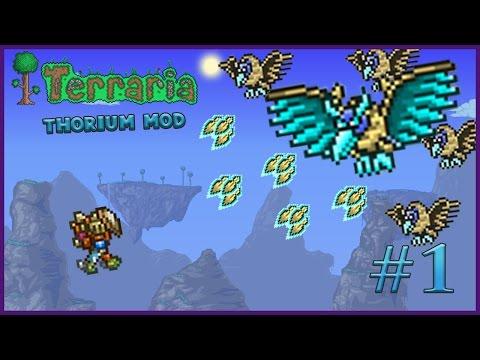 Terraria - Thorium Mod  - Glitches! Episode 1