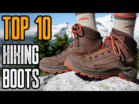 Best Hiking Boots 2019 Top 10 Shoes for Hiking, Trekking, Backpacking & Trail