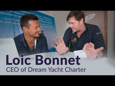 Интервью с основателем Dream Yacht Charter - самой крупной чартерной компании в мире.