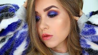 СИНИЕ СМОКИ I Урок макияжа