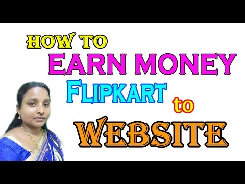 How to Earn Money Online With Flipkart - Home Based Online Jobs Without Investment In Tamil Latest