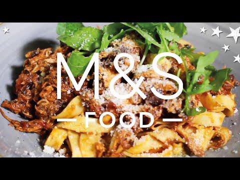 Chris' EPIC turkey ragu | Chris' Christmas Turkey Tips | M&S FOOD