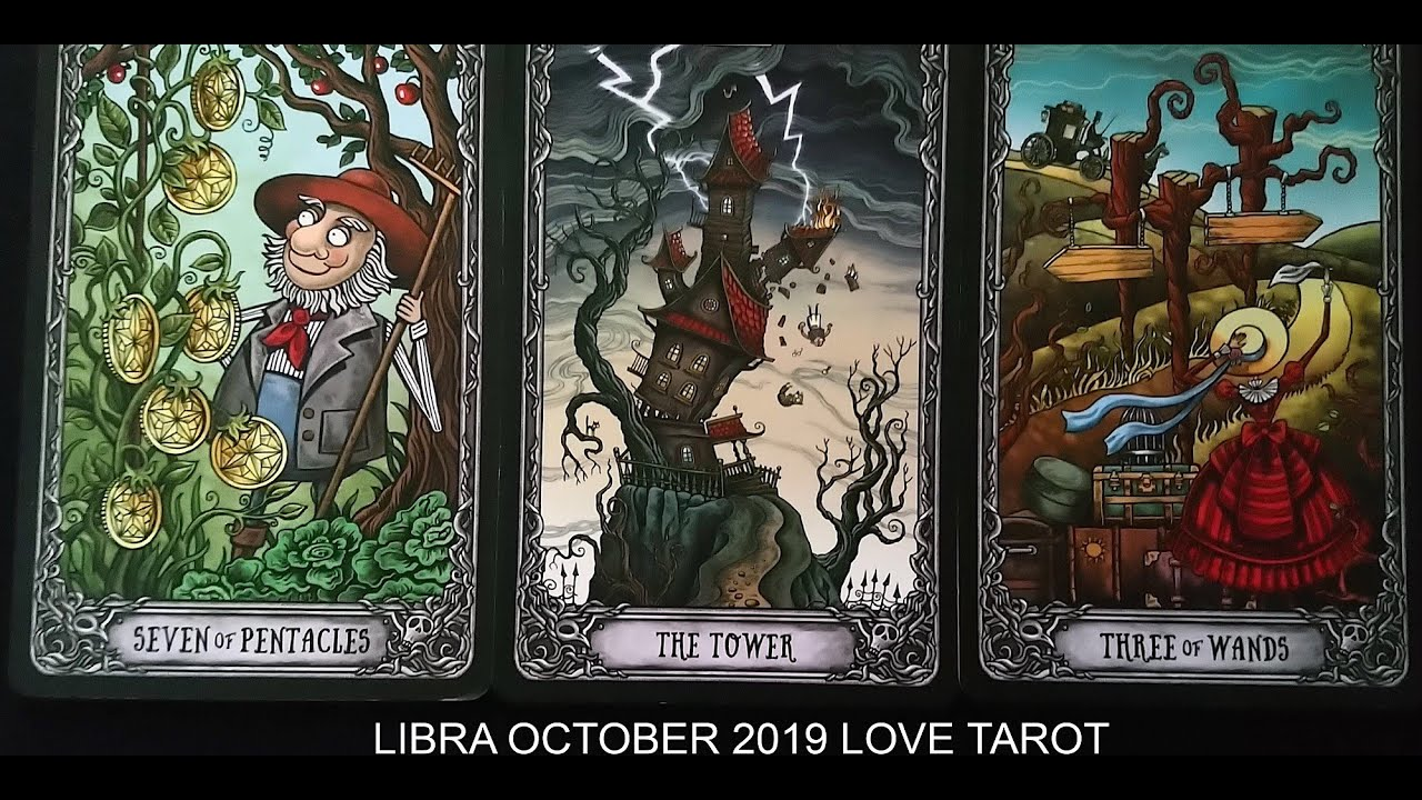 love tarot october 2019 libra