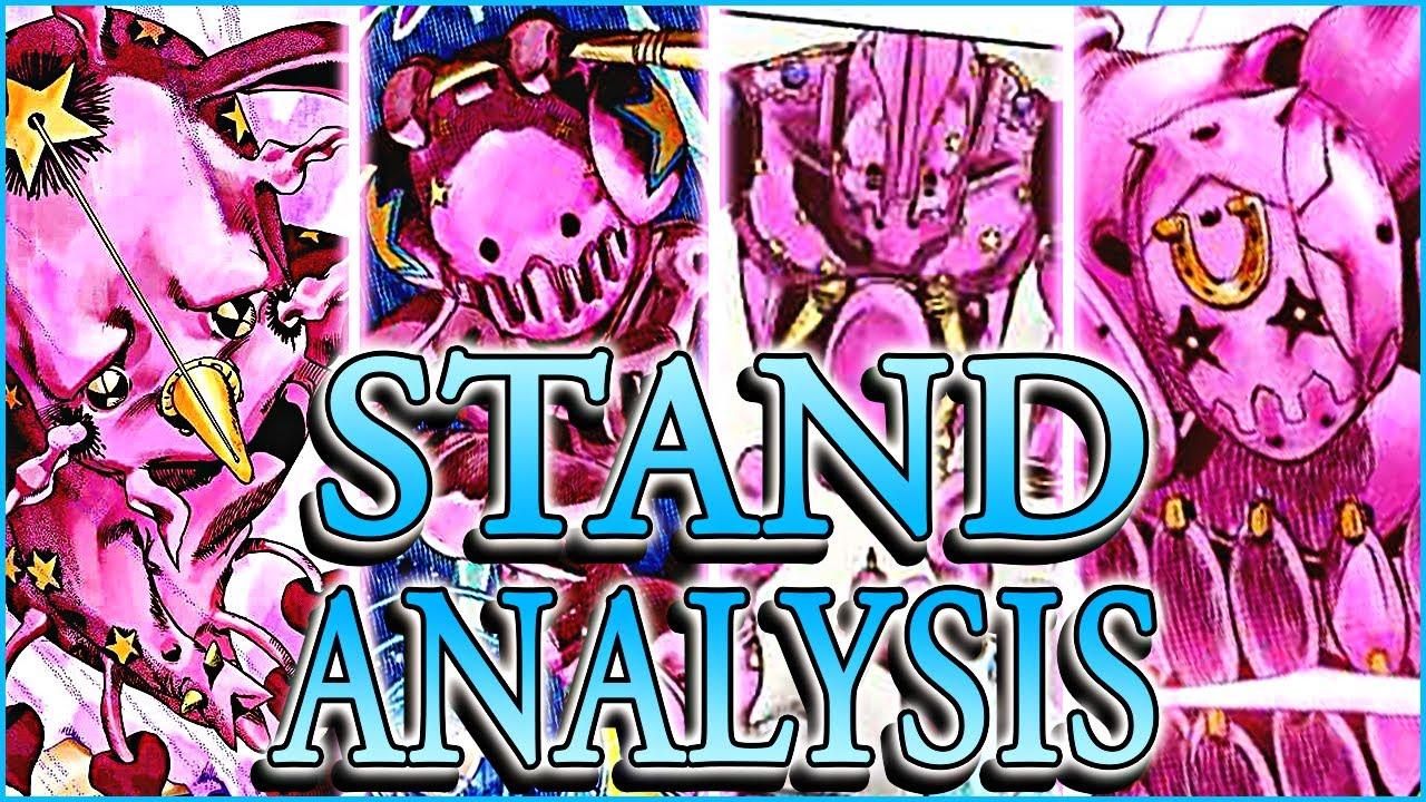 Stand Analysis   Tusk EXPLAINED    Jojo's Bizarre Adventure Steel Ball Run
