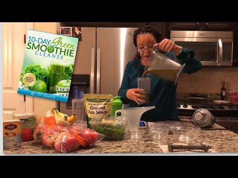 10-day-green-smoothie-cleanse-|-getting-started-+-day-1-berry-green-recipe