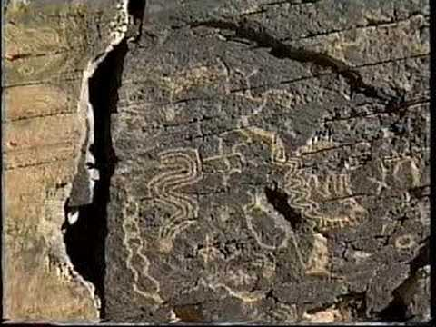 Native American Indian Rock Art Petroglyphs Pictograph Youtube