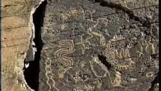 Native American Indian Rock Art - Petroglyphs Pictograph