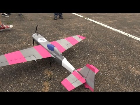 RC PLANE COMPLETE OUT A 3D PRINTER MAIDEN FLIGHT 2017
