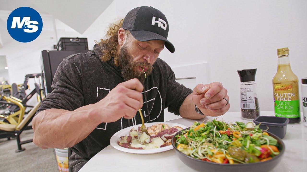 Download Full Day of Eating + House/Gym Tour | Jujimufu | 4873 Calories