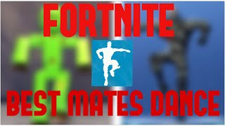 "Stikbot Doing Fortnite's ""Best Mates"" Dance 