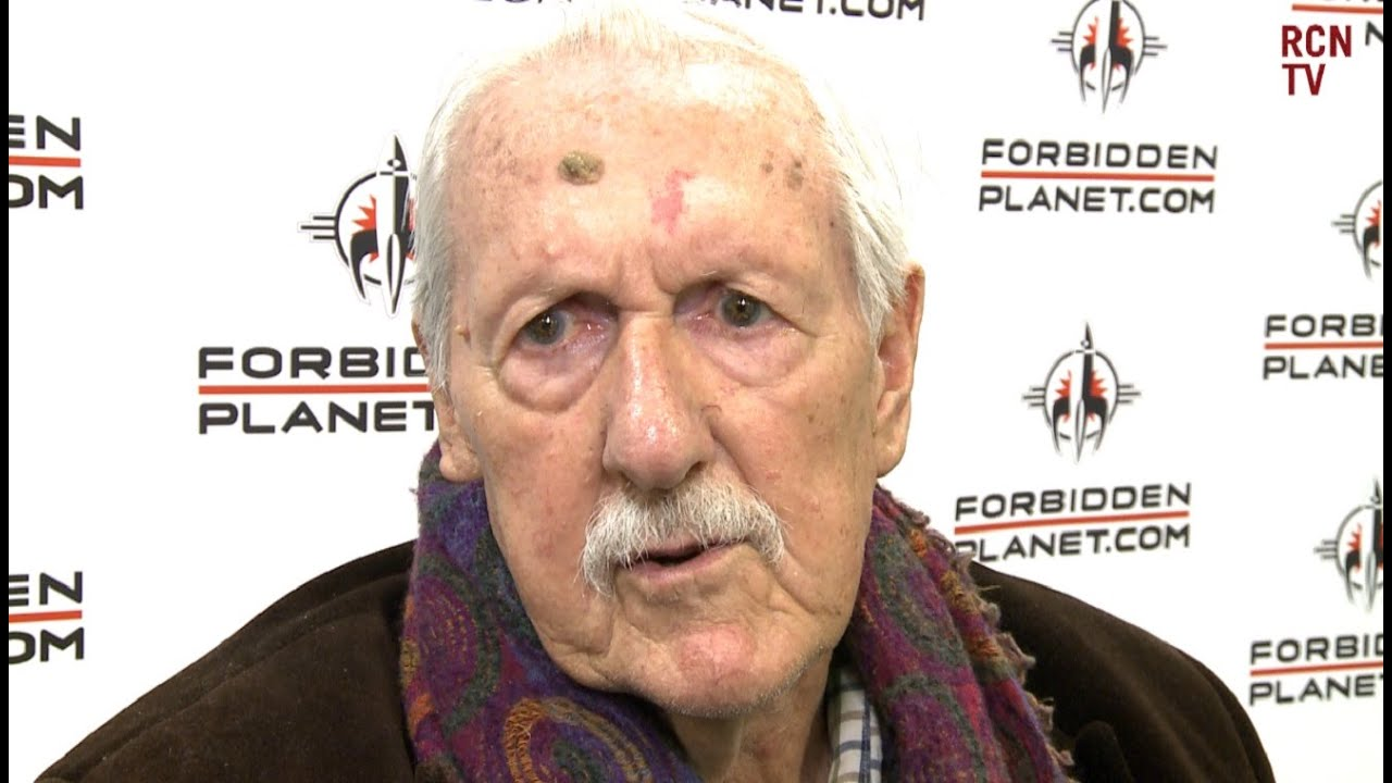 Brian Aldiss Interview - Science Fiction Writing - YouTube