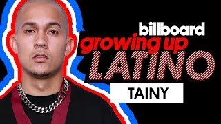 Tainy Explains Why Being Raised in Puerto Rico Was a 'Blessing' | Growing Up Latino