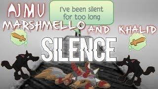 ajmv silence marshmello