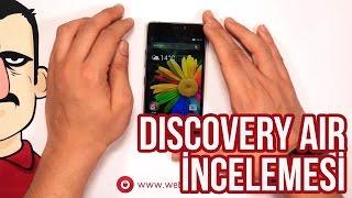 Teknolojiye Atarlanan Adam - General Mobile Discovery Air İncelemesi