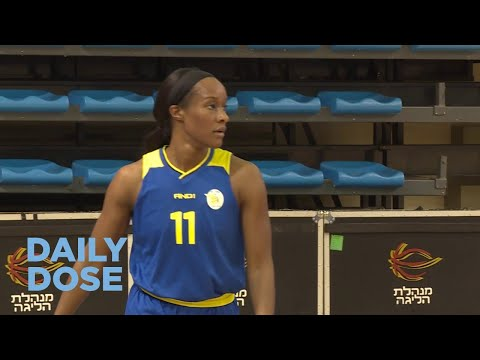 Ex-WNBA Player's Experience In Israel