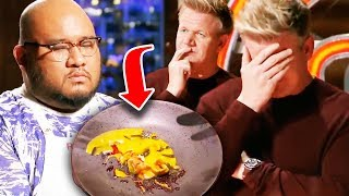 Top 10 MasterChef Season 9 WORST DISHES