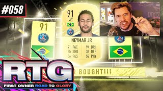 WE GOT NEYMAR!! - FIFA 21 First Owner Road To Glory! #58