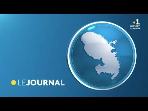 2021/05/01 Jt 19h 🟢 Martinique 1ère Samedi 01 Mai 2021 Journal Information Radio France Outre-Mer